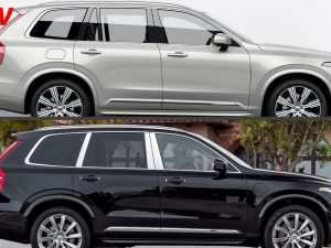 Difference Between 2019 And 2020 Volvo Xc90