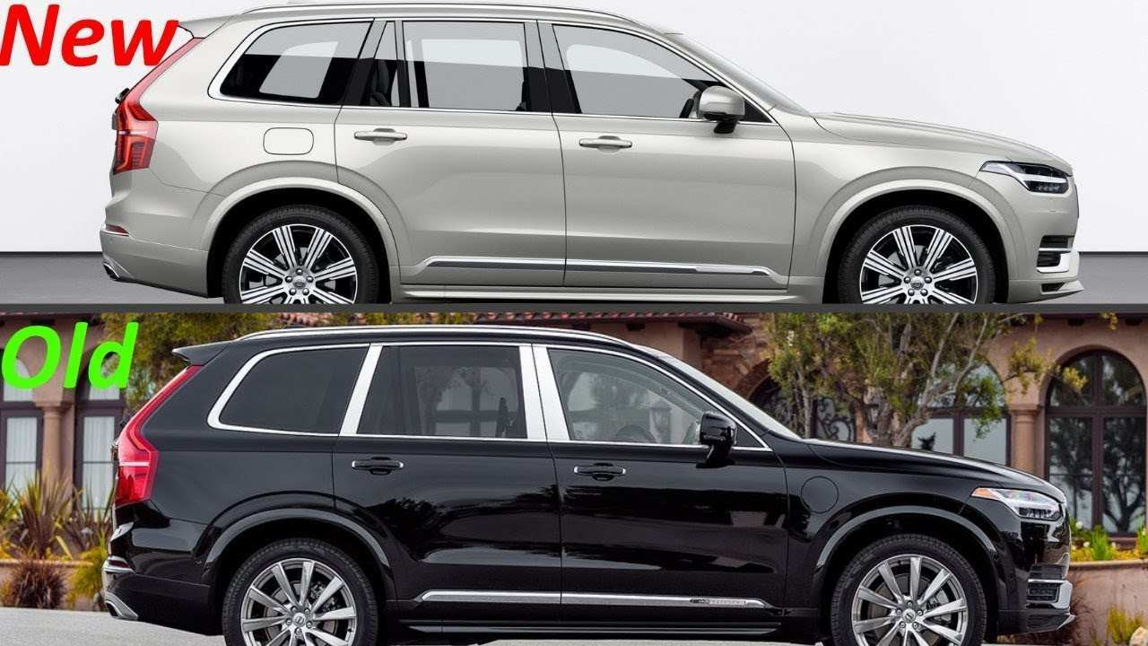 32 Best Difference Between 2019 And 2020 Volvo Xc90 First Drive