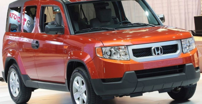 32 Best Honda Element 2020 Release Date Spesification