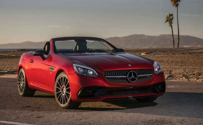 32 Best Mercedes Slc 2019 Picture