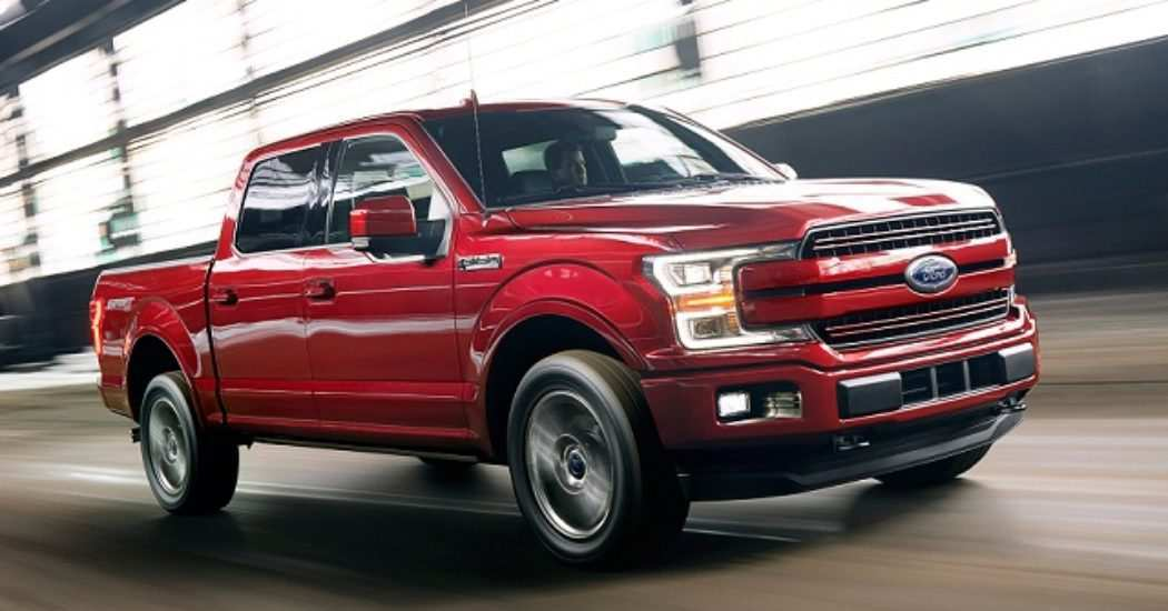 32 New 2019 Ford F 150 Hybrid Pictures