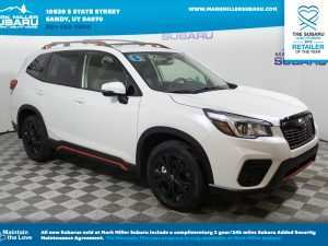 32 New 2019 Subaru Forester Sport 2 Picture
