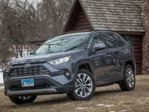 32 New 2019 Toyota Rav4 Concept and Review