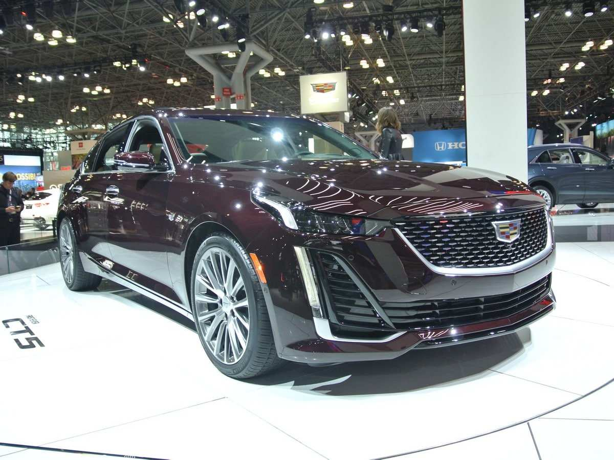 32 New 2020 Cadillac Build And Price History