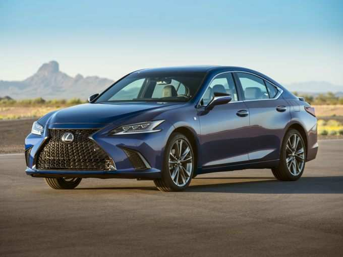 32 New Are The 2019 Lexus Out Yet Prices