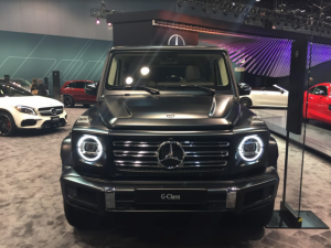 32 New Mercedes 2019 G Wagon Exterior