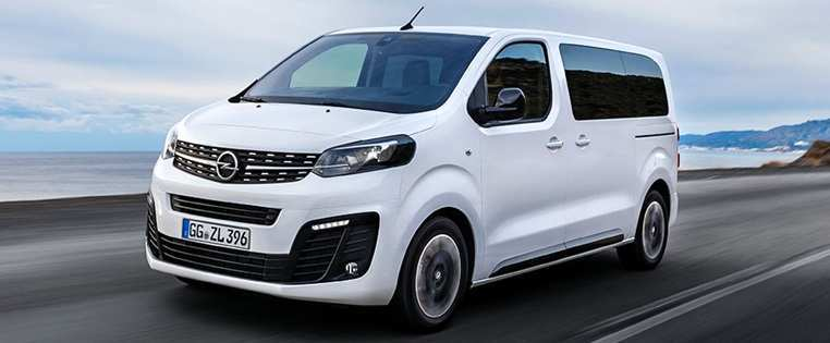 32 New New Opel Vivaro 2020 Review And Release Date