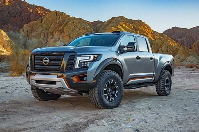 32 New Nissan Pickup 2020 Pictures