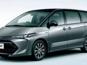 32 New Toyota Estima 2019 New Review
