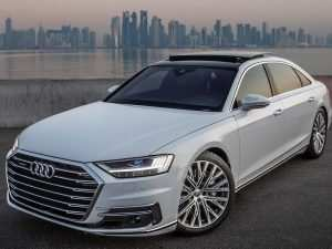 32 The 2019 Audi A8 Features Model