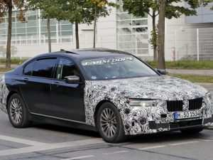 32 The 2019 Bmw 7 Series Changes Interior