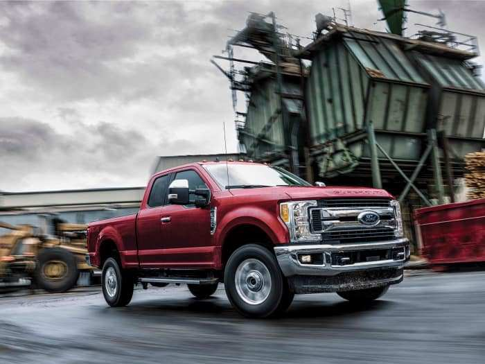 32 The 2019 Ford 3500 Exterior And Interior