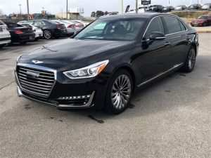 32 The 2019 Hyundai Genesis G90 Concept and Review