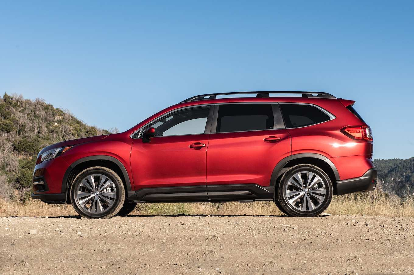 32 The 2019 Subaru Ascent Dimensions Redesign And Review