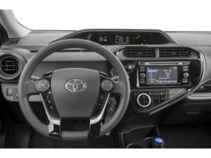 32 The 2019 Toyota Prius C Pictures