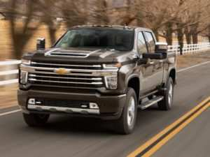 32 The 2020 Chevrolet Hd History