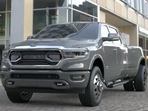 32 The 2020 Dodge Ram 2500 Limited Price and Release date