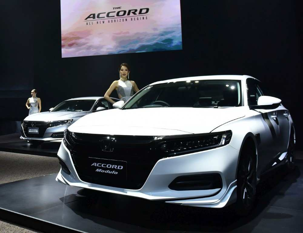 32 The 2020 Honda Accord Sedan Ratings