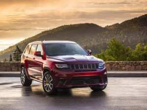 32 The 2020 Jeep Grand Cherokee Hybrid Release Date