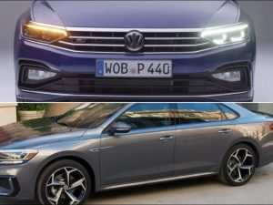 32 The 2020 Volkswagen Passat R Line First Drive