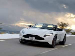 32 The Best 2019 Aston Martin Db11 Volante Photos