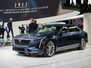 32 The Best 2019 Cadillac Sedan Performance and New Engine