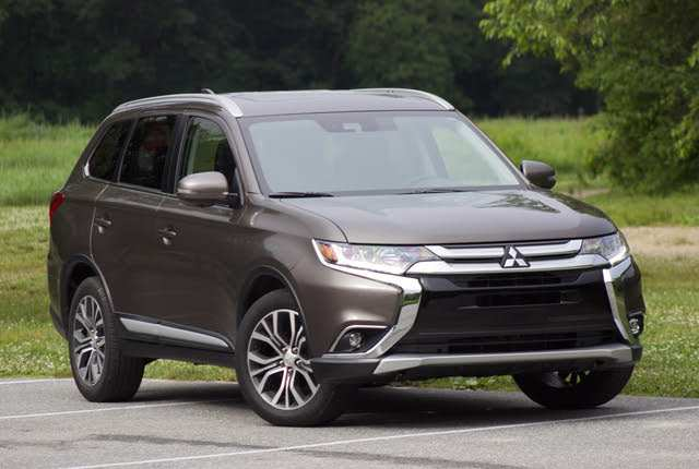 32 The Best 2019 Mitsubishi Outlander Se Redesign And Review