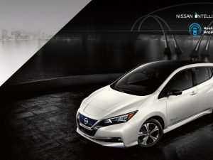 32 The Best 2019 Nissan Electric Car Redesign and Concept