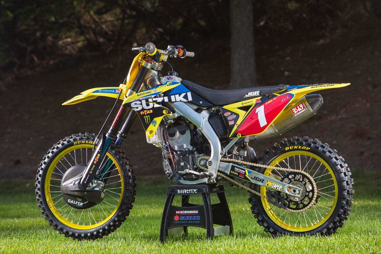 32 The Best 2019 Suzuki Motocross Exterior and Interior