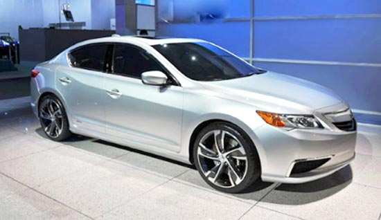 32 The Best 2020 Acura Ilx Redesign Redesign And Review