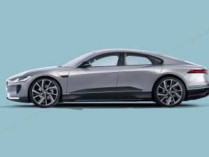 32 The Best Jaguar Electric Only 2020 Release Date and Concept