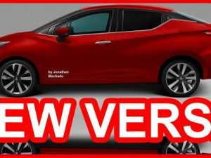 32 The Best Nissan Versa 2020 Release Date Images