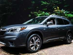 32 The Best Subaru Outback 2020 Engine Style