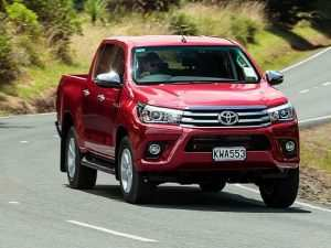 32 The Best Toyota Hilux 2020 Usa Spesification