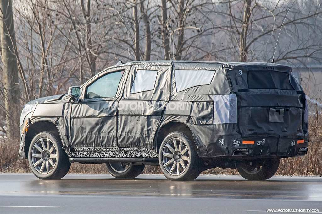 32 The Cadillac Escalade 2020 Redesign Prices