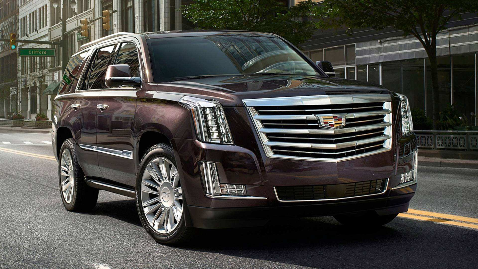32 The How Much Is A 2020 Cadillac Escalade Redesign And Review