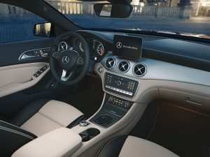 32 The Mercedes Gla 2019 Interior Redesign and Review