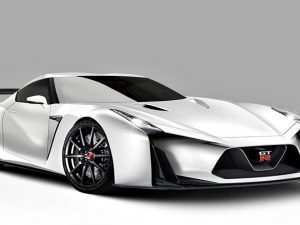 32 The Nissan R36 2020 Specs