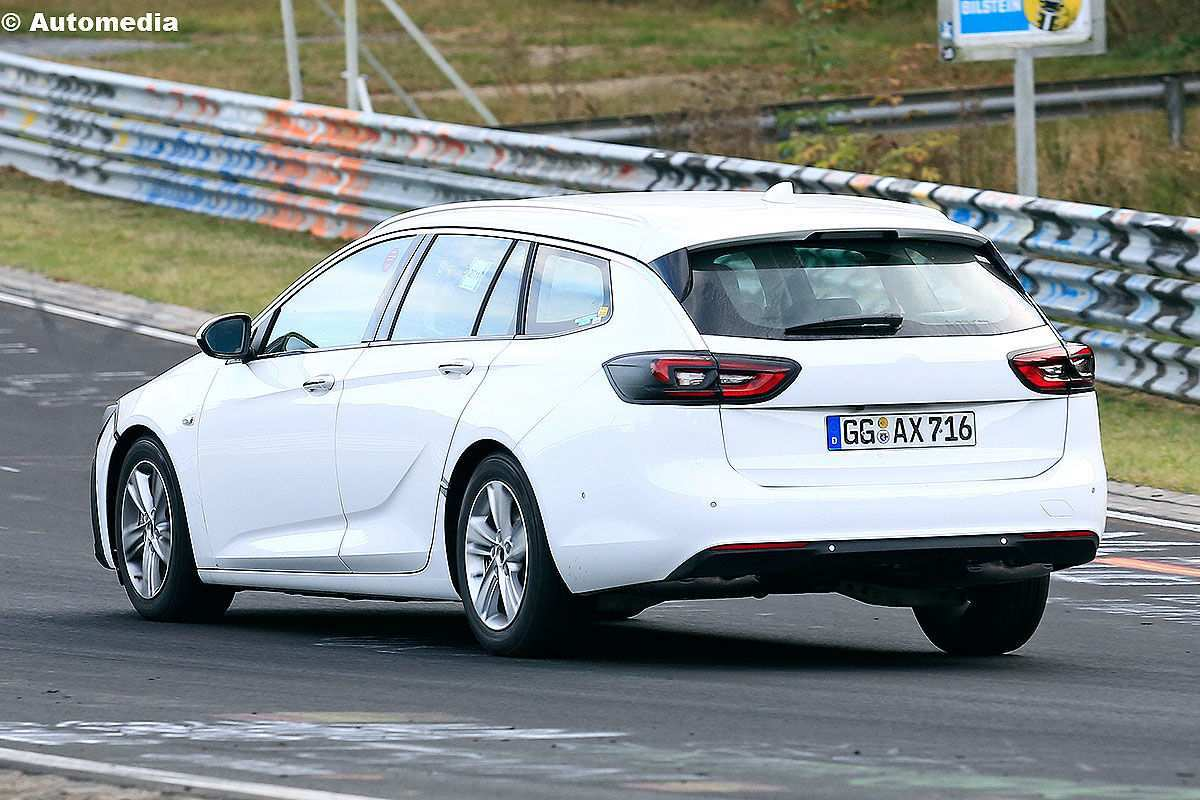 32 The Nouvelle Opel Insignia 2020 New Review