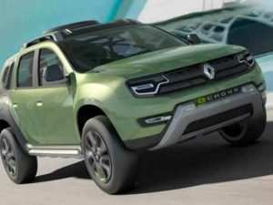 32 The Renault Duster 2019 Colombia Style