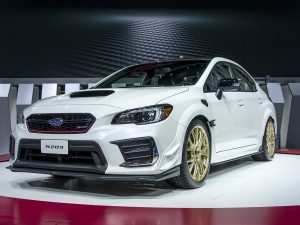 32 The Subaru Sti 2020 Horsepower Price and Release date
