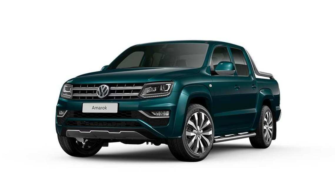 32 The Volkswagen Amarok V6 2020 Redesign And Concept