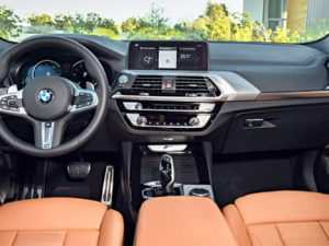 33 A 2019 Bmw 4 Series Interior Picture