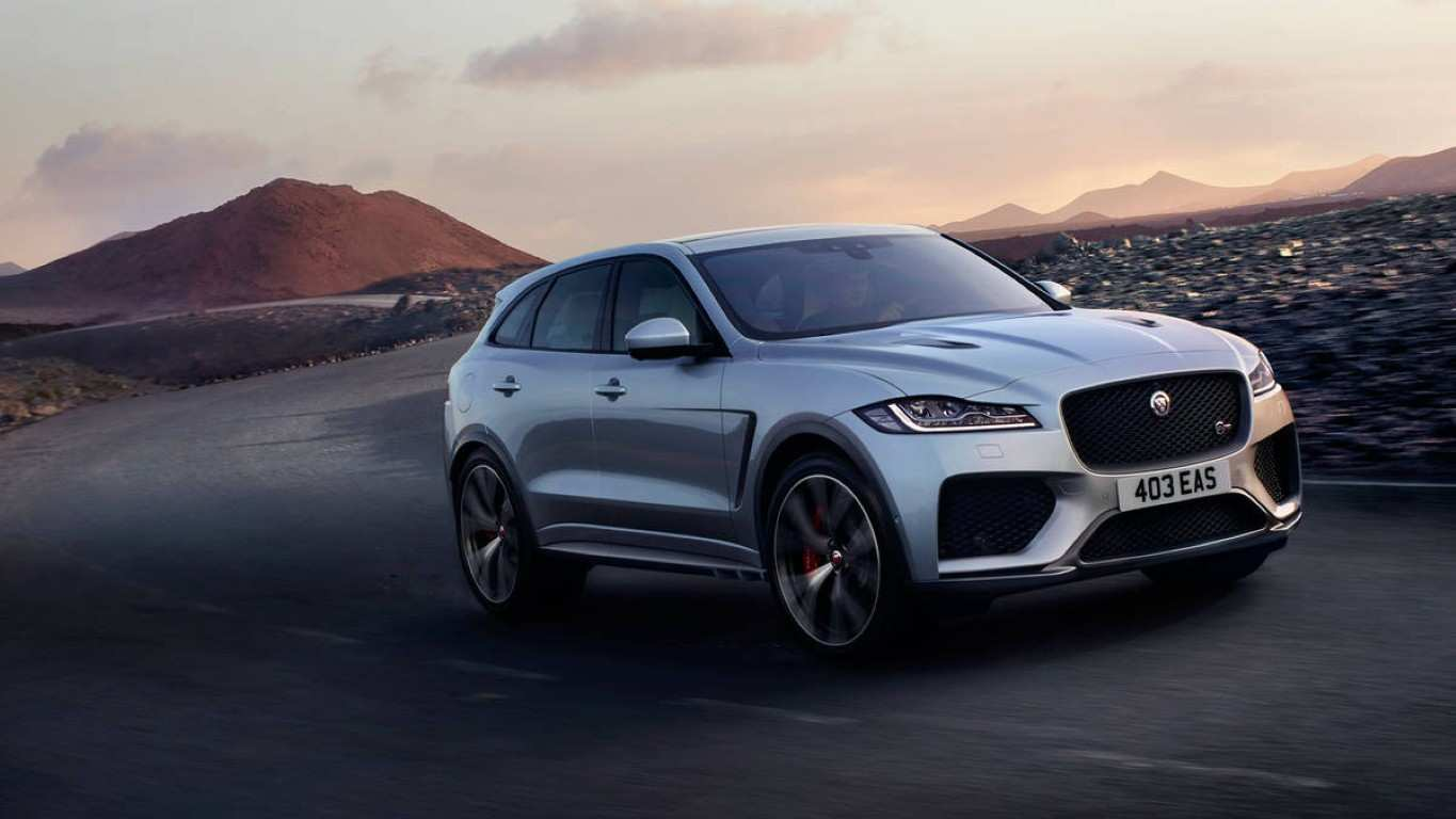 33 A 2019 Jaguar I Pace Release Date Spy Shoot