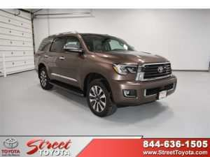 33 A 2019 Toyota Sequoia First Drive