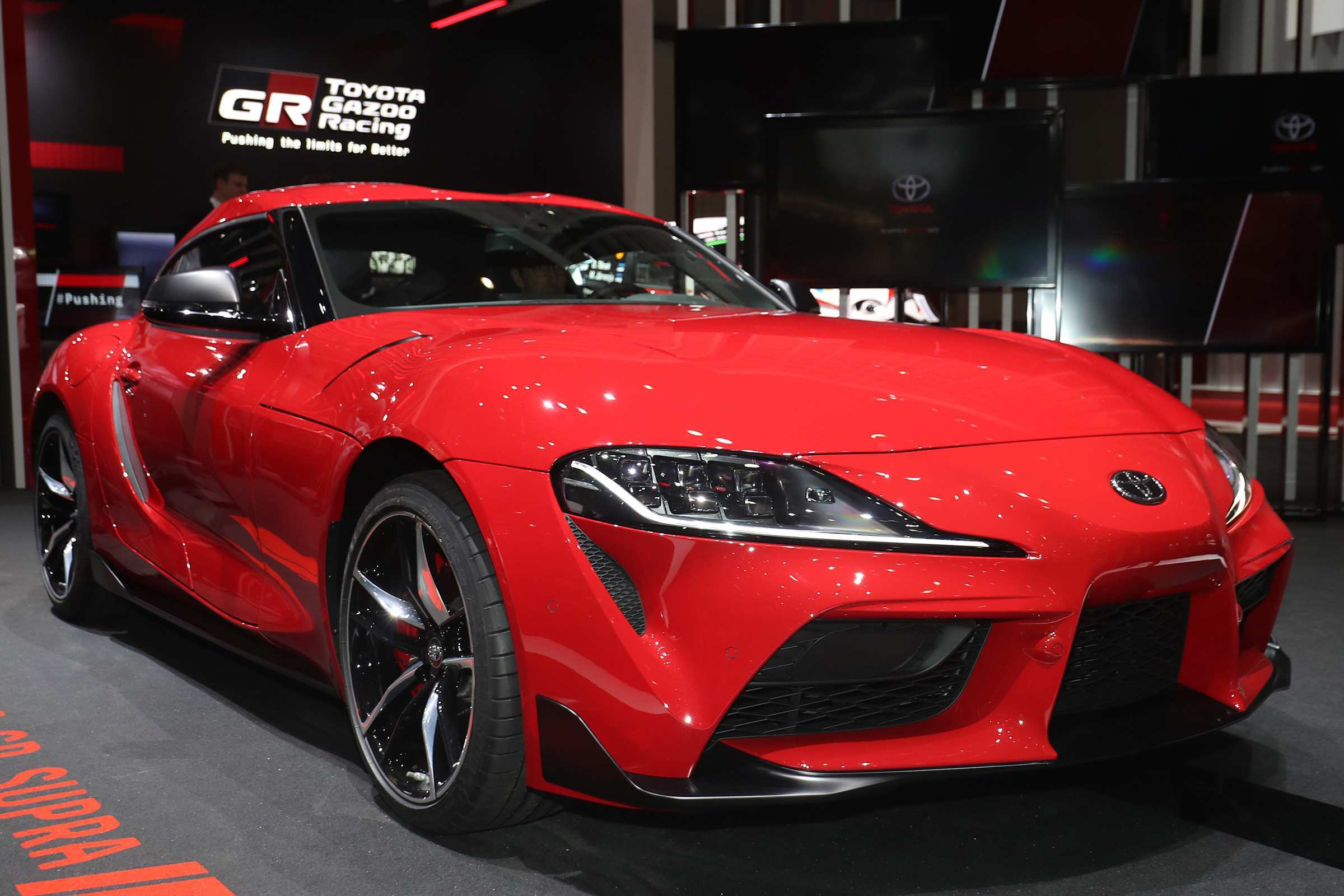 33 A 2019 Toyota Supra Update Release Date And Concept