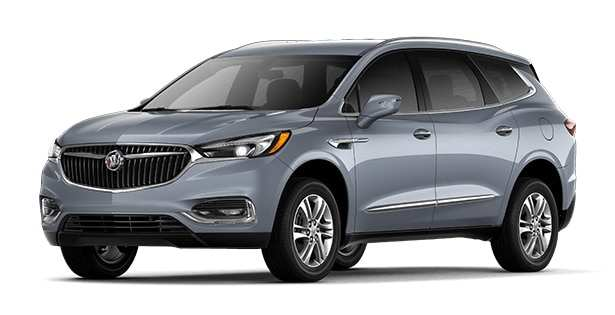 33 A 2020 Buick Enclave Changes Engine