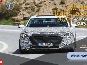 33 A 2020 Buick Encore Redesign Release Date and Concept