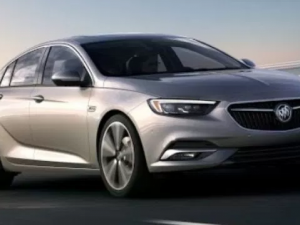 33 A 2020 Buick Regal Wagon Spy Shoot