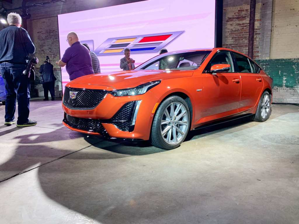 33 A 2020 Cadillac Ct5 Price Ratings